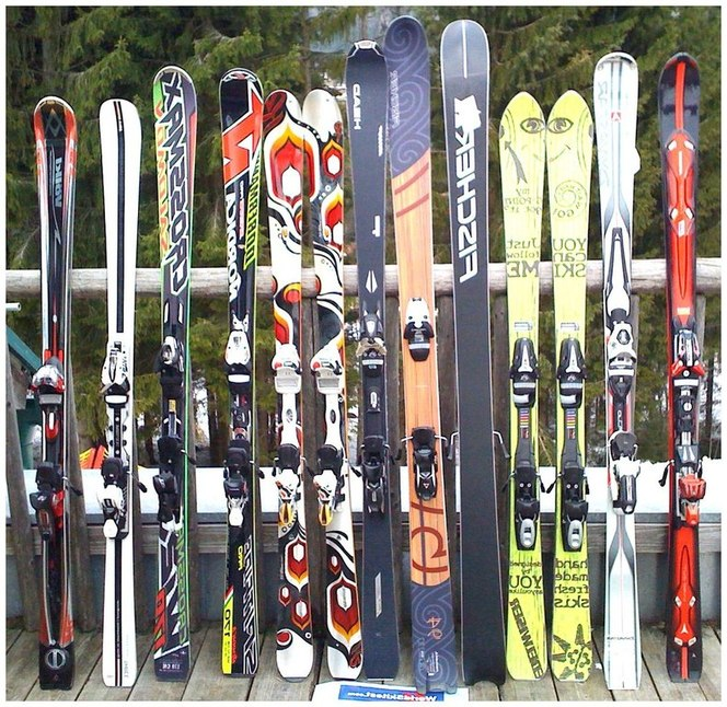 Як правильно вибрати лижі початківцям. Як правильно підібрати СОБІ ... b439f058b439e